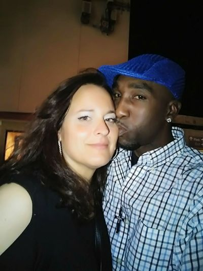 Two People Togetherness Love Adult Portrait Couple - Relationship Young Adult People Looking At Camera Young Women Bonding Adults Only Indoors  Night Men Friendship Close-up InterracialRelationship Interraciallove Interracialcouplesarethebest