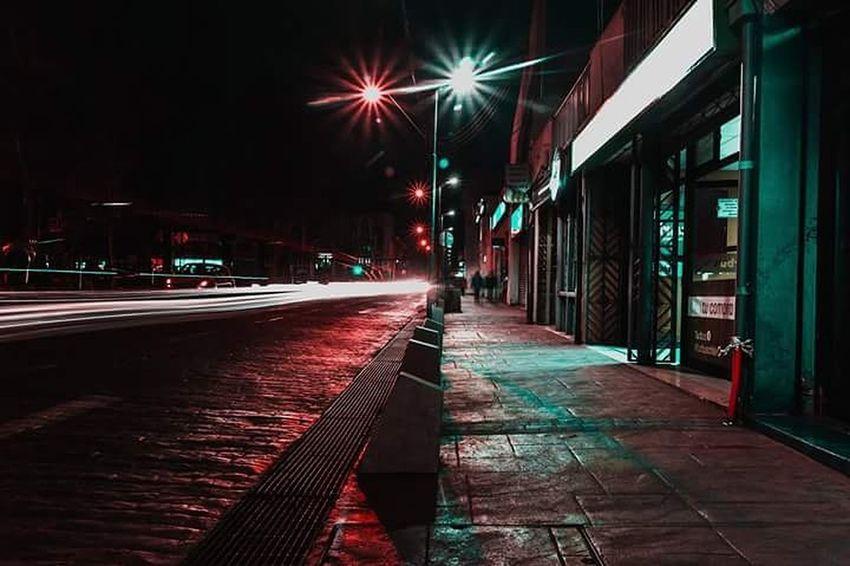 Long Exposure Streetphotography