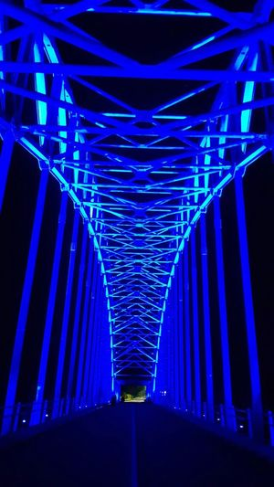 Bridge Jembatan Senggarang Blue Streetphotography Structure Structures And Architecture