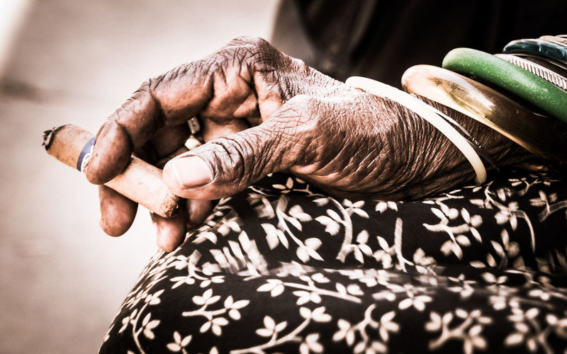 Cuba Cuba Collection This Is My Skin Adult Art And Craft Cigare Close-up Creativity Cuban Life Fingers Hand Human Body Part Human Hand Old Woman One Person Real People Senior Adult Senior Women Women