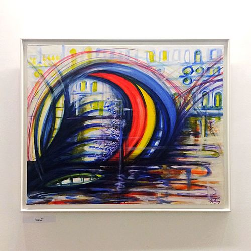 Rainbow Venice, Italy Venice Great Opening Art New Opening Fantastic Exhibition Discovering Great Works Gallery Art Gallery