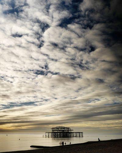West Pier Sea