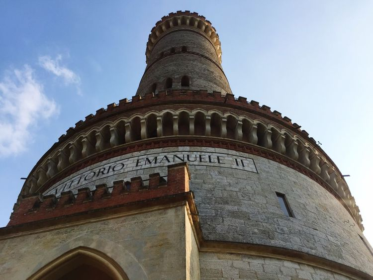 Tower Italy Historical Building Sanmartinodellabattaglia Second Indipendence War Visit🇮🇹 Happyeaster 2016 Iphone6plus Iphoneonly IPhoneography