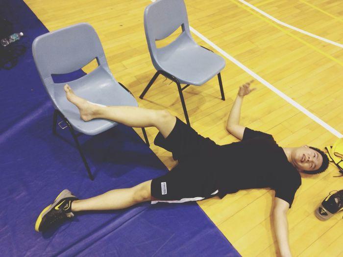 Basketball 傷兵。