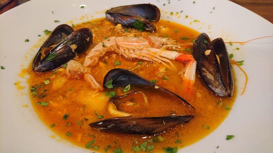 Hving A Soup Sea Food Sopa De Pescados Food Photography Foodlover Foodpics Foodspotting