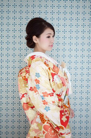 Uchidaphot Takamibridal Shinsaibashi 内田写真大丸心斎橋店 タカミブライダル 婚礼 前撮り Japanese  Kimono Wedding