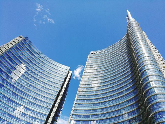 Milano porta nuova First Eyeem Photo