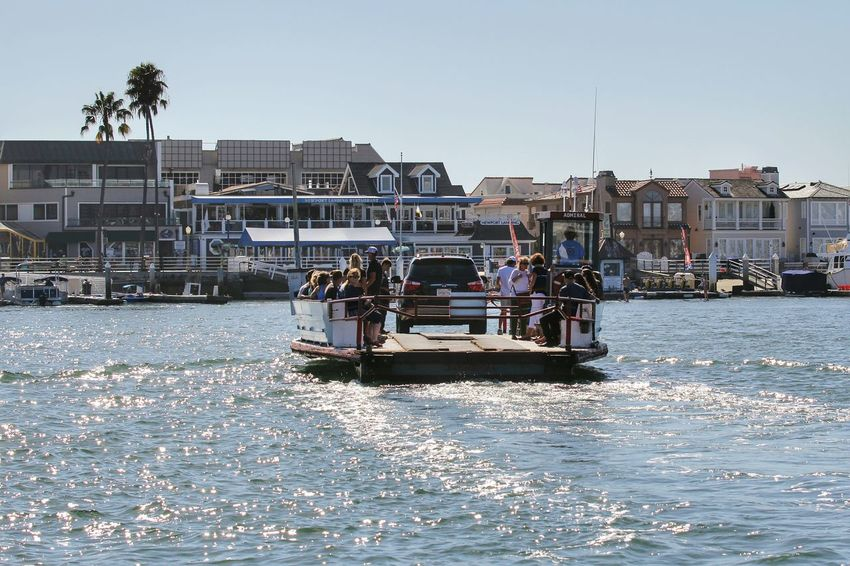 Balboa Island Ferry Ferry Boat Ferry Sea Ferry Boats Waterfront Transportation Tourism Nautical Vessel Journey Island Photography Is My Escape From Reality! Photography Is My Therapy Perspective ForTheLoveOfPhotography Harbor Shore Lifestyles Boats People And Places From My Point Of View Eyeem Market Eye4photograghy Eyeemphotography EyeEm Ocean