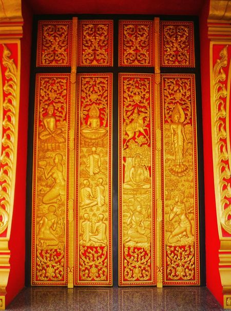 Temple gates That Luang Thatluang Thatluangtemple Phathatluang Pha That Luang Laos Temple Laos Travel Pha That Luang Laos Religious Art Temple Artwork Temple Art Vientiane Vientiane Laos Vientiane, Laos Tradition Religion Gold Colored Temple Gate Temple Architecture Place Of Worship Architecture Cultures Religious  Buddhist Art Buddhist Architecture