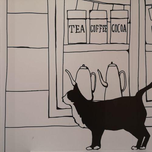 Cat Ink Black