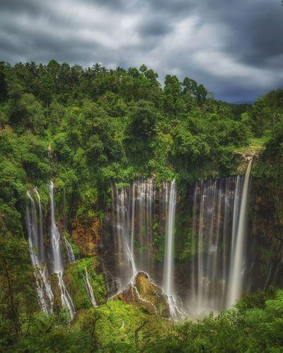cloud Waterfall