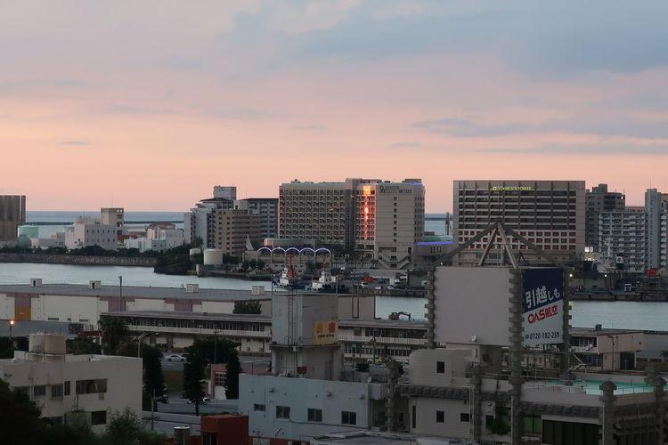 Naha City Outdoors Sunset がじゃんびら公園 okinawa