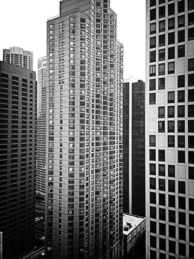 Chicago buildings. Architecture Chicago