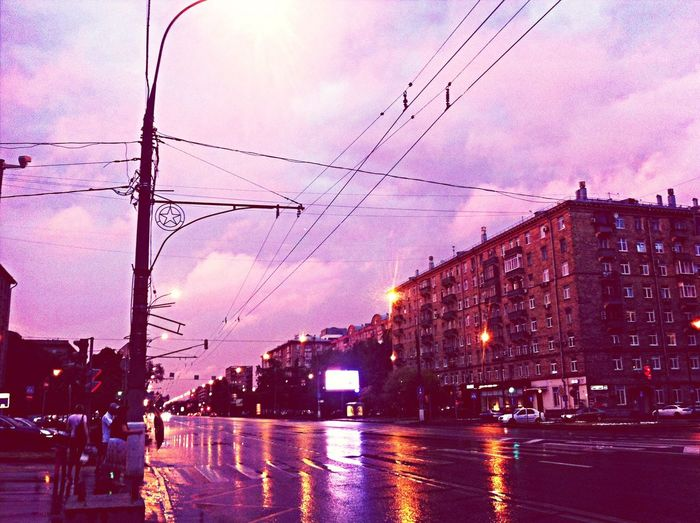Moscow Evening Beauty