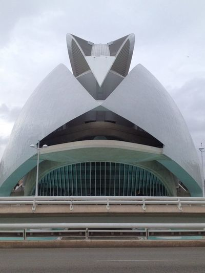 Calatrava Architecture Futurism ScienceMuseum València Travel Photography Capture The Moment