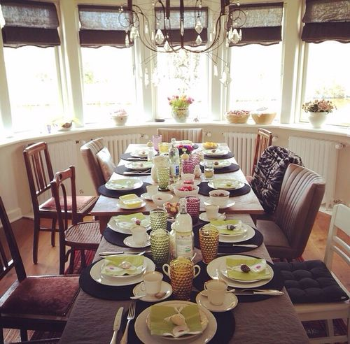 Osterbrunch Deluxe 🐰🌸 HappyEaster ♡ Family❤ Beautiful Happyhome Hello World Enjoying Life Hi! That's Me Relaxing Eating