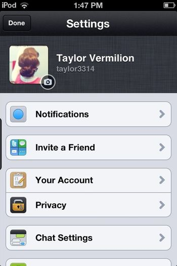 My name is taylor3314