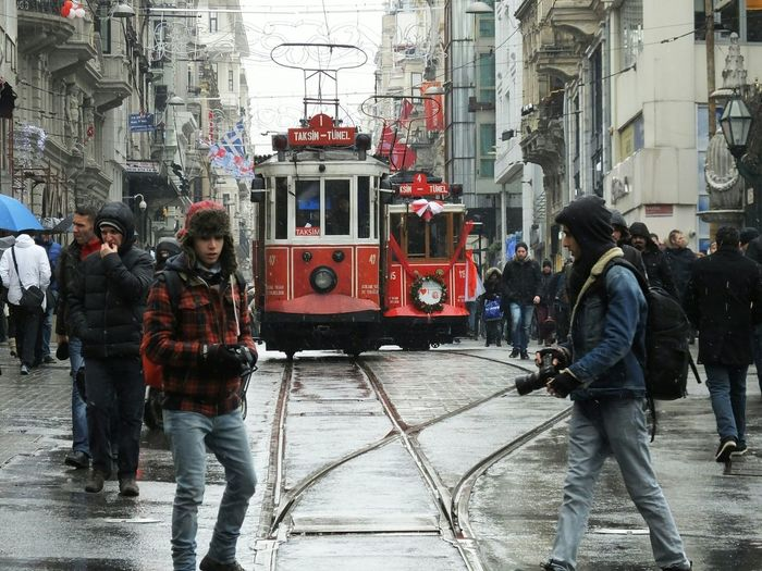 Istiklal Istiklalcaddesi Istiklal Street Istiklalstreet Taksim Taksimbeyoglu Taksimsquare Taksim Istiklal Istanbul Turkey Istanbul City My Commute Feel The Journey