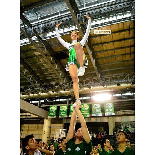 Uaap77 Animorally Animorally2014 Animo dlsu greenarchers sports sendoff themanansala animosquad
