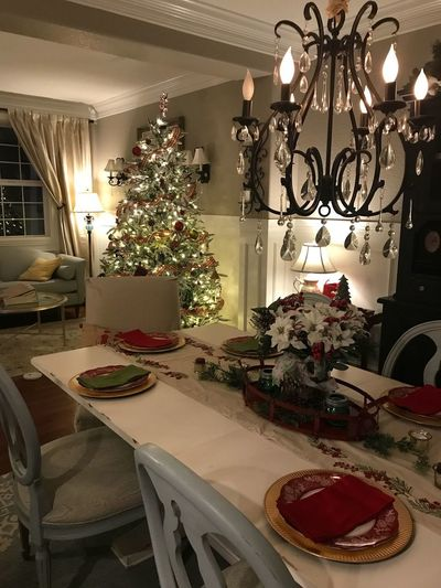 Getting ready for the holidays Interior Design Holiday Home Interior Christmas Decoration Tree