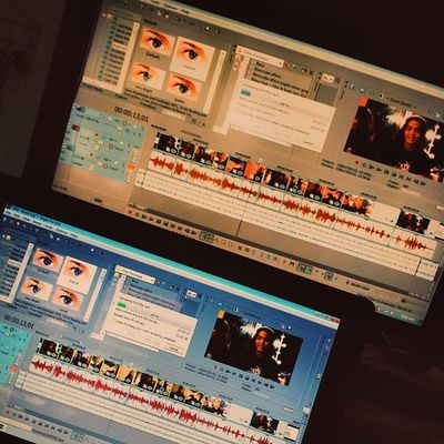 Editing new pubmat in the morning. Abangan! Good Morning mga kapatid! AngNawalangKapatid
