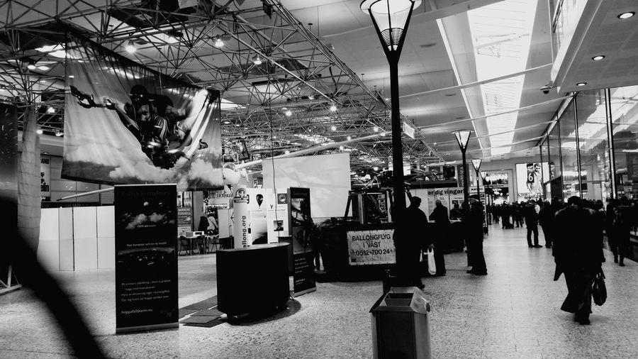 Nordstan, Femman . One of the first shopping malls in Göteborg. Femman Nordstan Goteborg Gothenburg Everyday Life Shopping Mall