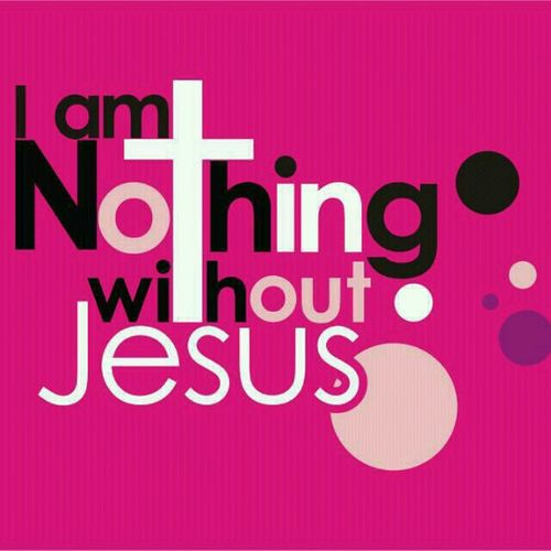 Christ is the answer Enjoying Life