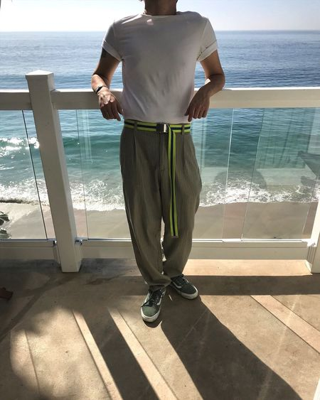 Menswear Mensfashion Fashion Beach Gay Laguna Beach Sea Standing One Man Only Only Men Rear View One Person California Dreamin Men Adults Only Back Water Adult Day Hands In Pockets Horizon Over Water Low Section People Human Body Part Outdoors Sky The Fashion Photographer - 2018 EyeEm Awards Urban Fashion Jungle
