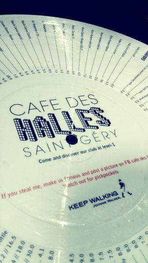 Drinks@cafedeshalles