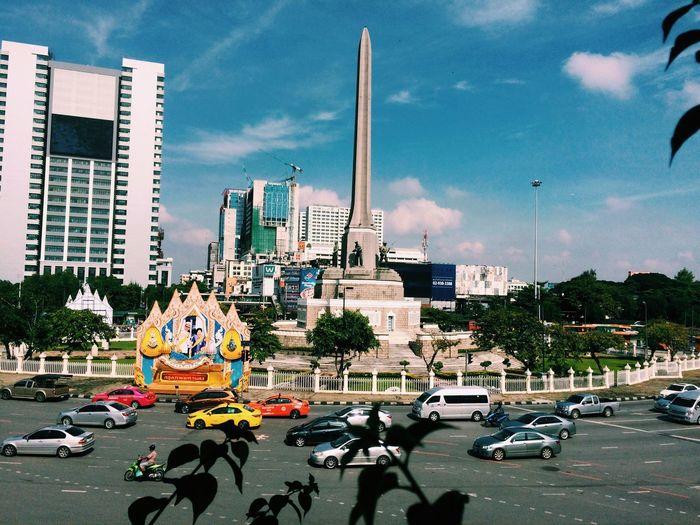Bkk City Built