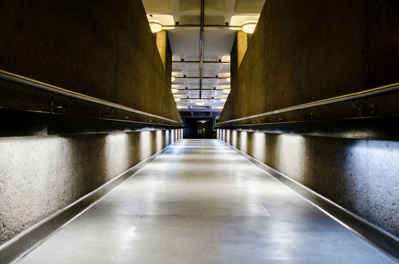 Perspective without Persons. Persepctive The Barbican Brutalism Vanishing Point Architecture Architecture_collection Alucyart London