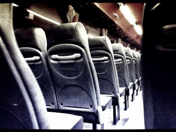 #bus #seats