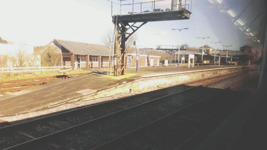 Station Trains Great Western Railway Delay Travel Practicality