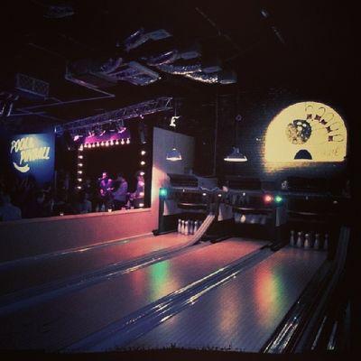 Bowling and gig Sydney Standardbowl