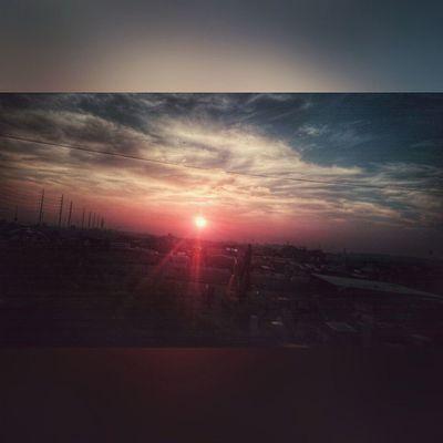 Even the darkest night will end. The sun will rise. GV