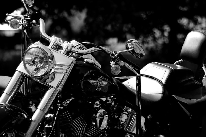 #Blackandwhitephotography #Mine #bikelife #bikerslife #bikes #closeupshot #cruiser #look-deeper #motorcycles #photography #photography #photo #photos #pic #pics #TagsForLikes #picture #pictures #snapshot #art #beautiful #instagood #picoftheday #photooftheday #color #all_shots #exposure #composition #focus #capture #moment Chrome Close-up Day Metal Mode Of Transportation Motor Vehicle Motorcycle No People Outdoors Selective Focus Silvertone Transportation Vehicle Part First Eyeem Photo