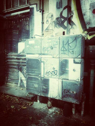 Electro Graffiti