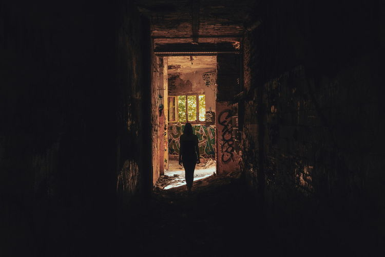 | Bandos. Abandoned & Derelict Abandoned Places Light Ruins Abandoned Abandoned Buildings Ruin Shadow