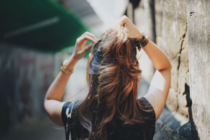 Hairstyle Hair