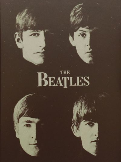 The Beatles John Lennon George Harrison Paul Mccartney Ringo Starr