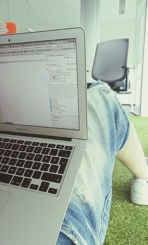 Coding Front-end Development Developer MacBook Macbook Air Work