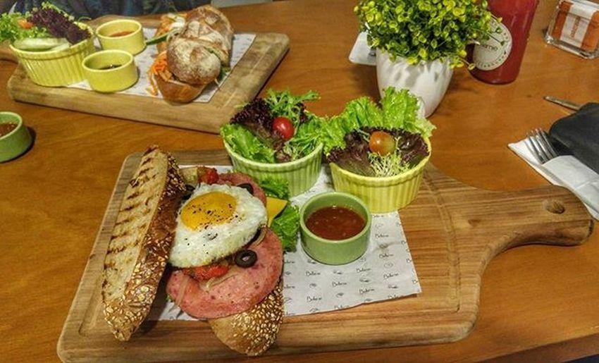 Sandwich Egg Chiabatta Salad Wholegrain Val  2016 LG  G4 LGG4