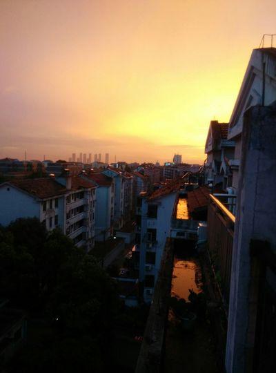 Sunset Summertime