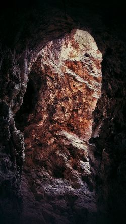 No People Nature Textured  Nort Mexico Rock Saltillo Coahuila Cavern