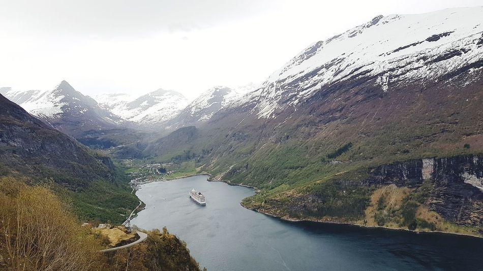 Norwegen Perspectives On Nature