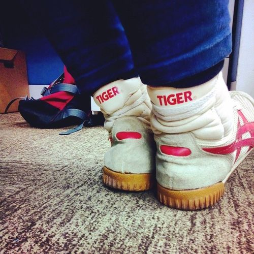 This is waaaaaaaaayyyy before Onitsuka... Asicstiger Backtothe80s Rareitem
