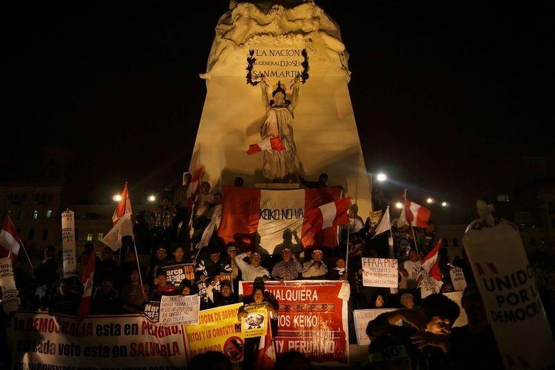 NoaKeiko Peru-Lima Love My Country Red And White <3