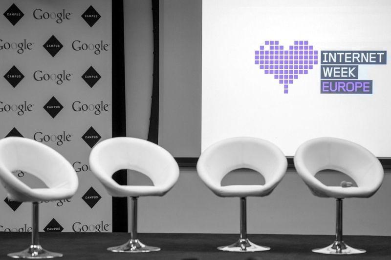 InternetWeek Europe! #IWE