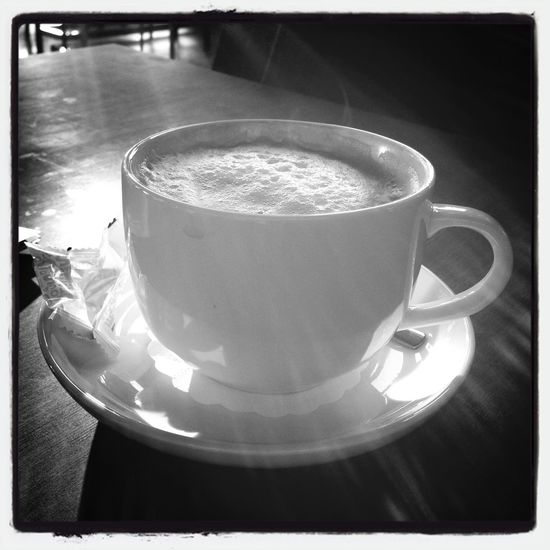 Good_morning Coffee Sunshine B/w Daily