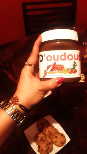 Nutella ❤ I Love Nutella Nutella New Name Tag D'oudoun
